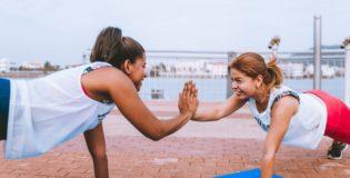 Trening grupowy i jego zalety